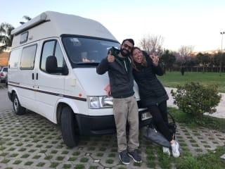 Solaria – Pure Ford Transit Camper solaria