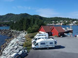 Ideale en complete camper voor uw perfecte vakantie