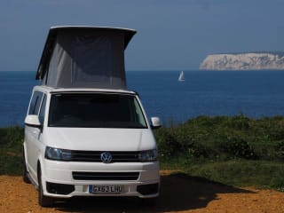 Isla – ISLA - VW T5 Long Wheel Base Campervan