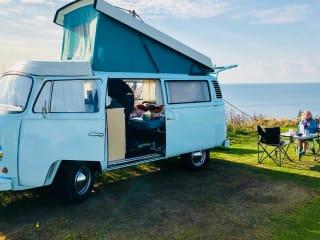 ZEBBY – ZEBBY - 1973 Classic VW T2 Campervan