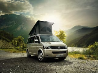 Volkswagen T6 California Automatic  (Edinburgh)