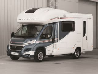 New Roomy 4 berth Tribute 615 (Liverpool)