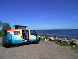SURFER – Don't be a boring camper!