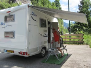 Rimor – FAMILY CAMPER FOR THE REAL FUN with all imaginable comfort