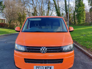 VW T5 two berth camper