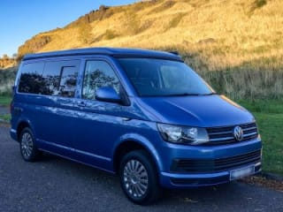 Luxury VW Campervan for your Scottish Adventure