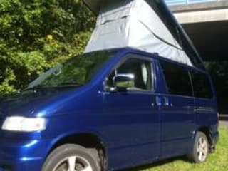 Mazda Bongo - campervan for hire