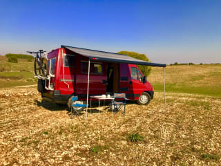 Happy Camper – Van Adria Win camper supercompatto per esplorare la Puglia