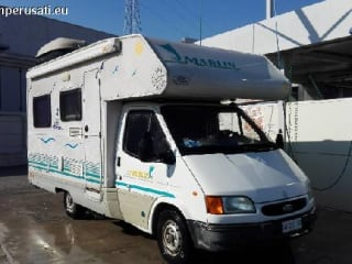 Practical and comfortable camper suitable also for first experiences.
