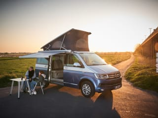 Ocean 2019 – VW California Ocean 2019