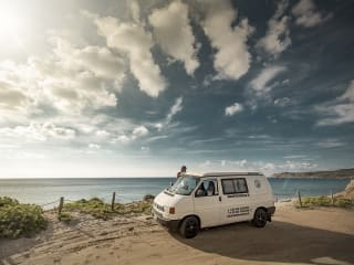 Slow Travel Van – Viaggio lento con VW Sancho Panza