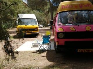 Voorheen Feelin'groovyj – Ibiza dream