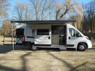 brand new campervan