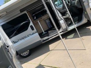 BusCamper Traveler – Ongekende vrijheid met deze 2Persoons BusCamper Traveler