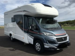 Stunning 4/6 Berth Motorhome (Collection in Inverness)