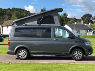 Bertie – 4 Berth VW Transporter T6