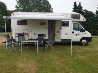 Camper Sky  – FIAT DUCATO SKY ALKOOF, IDEAL FOR FAMILY WITH CHILDREN