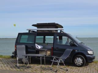 Bel camper Mercedes-Benz Vito