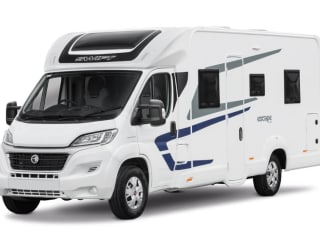 Skye – Escape with our Skye Camper Van (Automatic)
