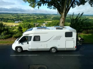 Our camper your TOP holiday.