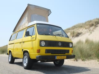 Mellow Yellow – Mellow Yellow: Volkswagen T3 Westfalia