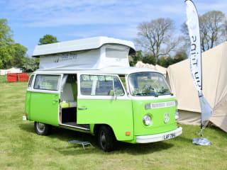 Indie – Indie - The Electric Classic Camper Van