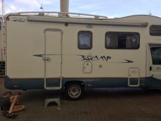 Camper Sky 400