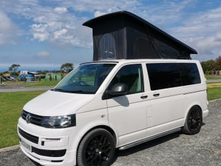 VW T5. 1 SWB Campervan, 2.0