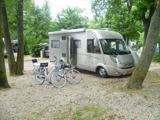 Hymer B654SL Gold-Edition
