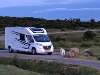 2019 Swift Escape 695 3 - 5 berth