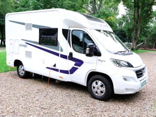 Highland Swift Escape 604