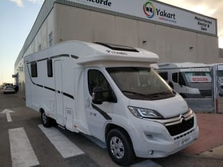 ITINEO PJ 740 rental in Spain