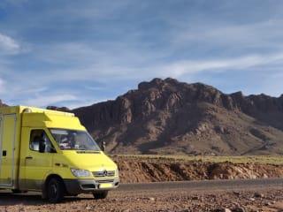 Zulu: van ambulance naar ambiance