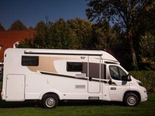 Camper Comfort Single Beds 3 /CSB3 – Camper Comfort Einzelbetten 3 / CSB3