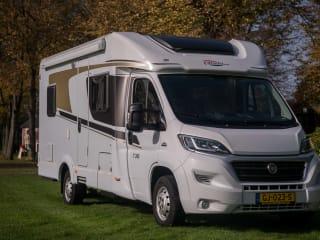 Fijne camper voor het hele gezin! / CF5 – Great camper for the whole family! / CF5