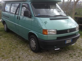 Marco – Westfalia exclusive VW T4