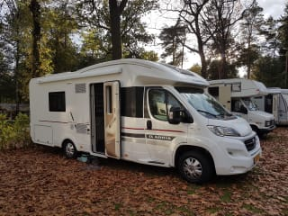Complete & Luxury Camper for 2 people