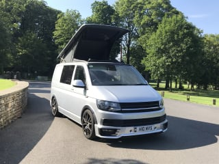 VW Transporter Highline conversion – Volkswagen transporter T6 Highline camper