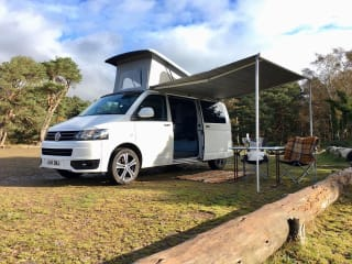 Bailey  – Luxury VW Campervan Hire