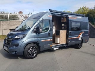 2020 Swift Select Compact 4 berth Motorhome
