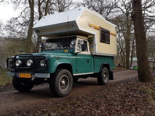CampRover – Unieke 4x4 expeditiecamper