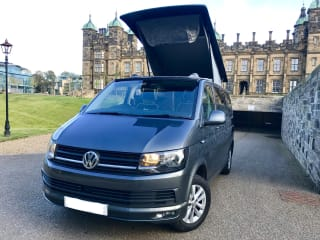 luxury VW Camper Van Hire