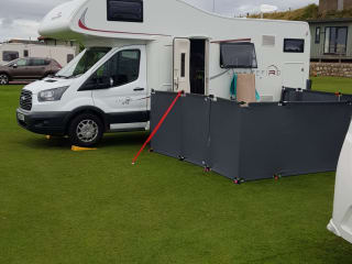 Beautiful 6 Berth Motorhome