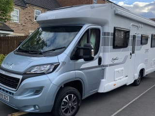 2019 Love motorhome hire