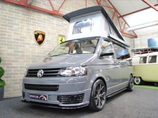 Luxury VW T5 Sportline Camper Van