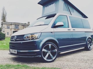 Volkswagen 2017 T6 Campervan - New Professional Conversion