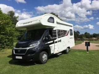 4 Berth Swift Lifestyle 644