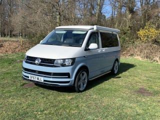 Penelope – Luxury VW T6 4 berth Campervan