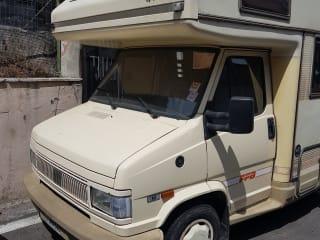 Camper ducato 2500cc