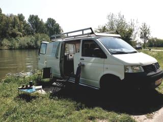 FRENK – Unieke sfeervolle camper - FRENK